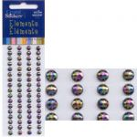 Rainbow Stones - 5mm Black